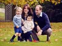 Prince George, Kate Middleton, Princess Charlotte & Prince William