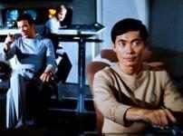 William Shatner & George Takei, <I>Star Trek</I>