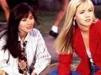 Shannen Doherty & Jennie Garth, <i>Beverly Hills 90210</i>