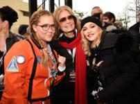 Amy Schumer, Madonna & Gloria Steinem