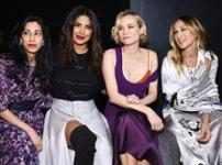 Huma Abedin, Priyanka Chopra, Diane Kruger & SJP