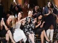 Alicia Silverstone, Alexa Chung, Juliette Lewis, Morena Baccarin & Danielle Brooks