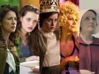 Melhor atriz em série dramática: Elisabeth Moss