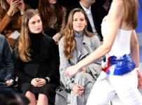 Lauren Bush & Hilary Swank