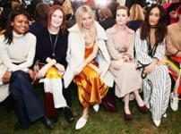 Liya Kebede, Julianne Moore, Sienna Miller, Zoey Deutch, Maggie Q & Liu Shishi