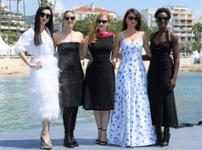Fan Bingbing, Marion Cotillard, Jessica Chastain, Penélope Cruz, Lupita Nyong'o