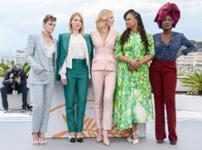 Kristen Stewart, Ava DuVernay, Cate Blanchettt, Lea Seydoux & Khadja Nin