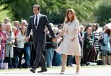 Roger Federer & Mirka Federer