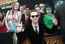 Benedict Cumberbatch (Hollywood)