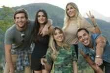 Danyel Marinho, Taci Favato, Lu D'Angelo, Dandynha Barbosa, Bruno Maffei