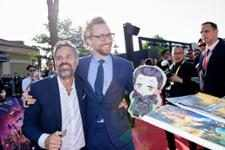 Mark Ruffalo & Tom Hiddleston (Shanghai)