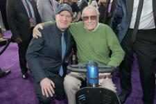 Kevin Feige & Stan Lee (Hollywood)