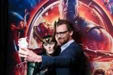 Tom Hiddleston (Londres)