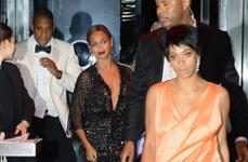 Jay Z e Solange Knowless