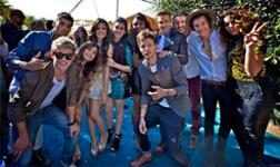 Fifth Harmony & One Direction