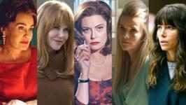 Melhor atriz em minissérie ou filme para televisão: Nicole Kidman
