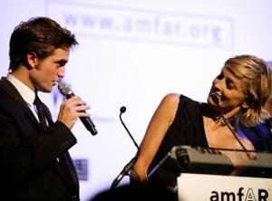 Sharon Stone, Robert Pattinson