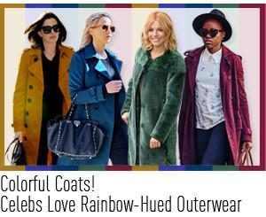 Celeb Coats