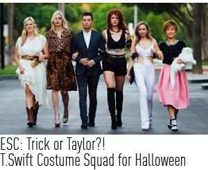 Taylor Swift Halloween Costumes