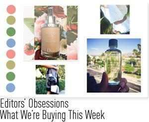 Editors' Obsessions