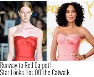 Runway to Red Carpet