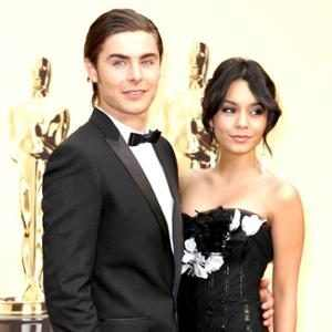 Zac Efron, Vanessa Hudgens and More Famous Exes Who Once Walked the Oscars Red Carpet Together