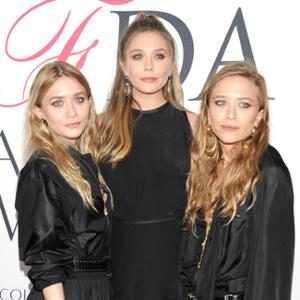 Ashley Olsen, Elizabeth Olsen, Mary-Kate Olsen, 2016 CFDA Fashion Awards
