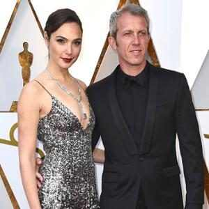 Gal Gadot, Yaron Varsano, 2018 Oscars, Couples