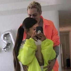 """Everything Ariana Grande and Pete Davidson's Whirlwind Romance Gave Us--Including """"BDE"""""""