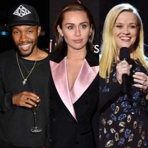 Frank Ocean, Miley Cyrus, Reese Witherspoon