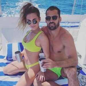 See the Nude Photo Jessie James Decker Took of Husband Eric While He Wasn't Looking