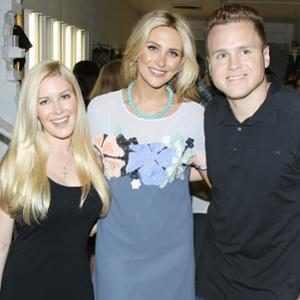 Heidi Montag, Spencer Pratt, Stephanie Pratt