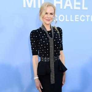 Nicole Kidman, Michael Kors Front Row, 2019 New York Fashion Week