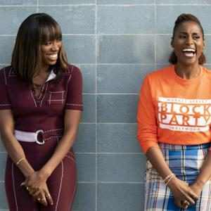 The Insecure Cast Teases the Beginning of the End With New BTS Pics