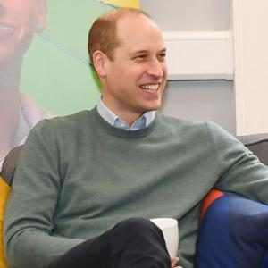 Prince William Charms Elderly Resident of Assisted Living Facility in Heart-Tugging Video