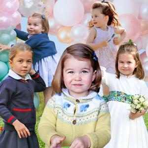 Princess Charlotte, 5th Birthday Feature