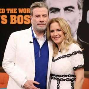 John Travolta Shares His Struggle With Grief After Wife Kelly Preston's Death