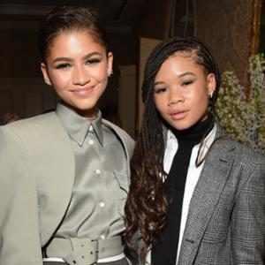 See Zendaya and Storm Reid Prove Their Sisterhood Transcends Euphoria