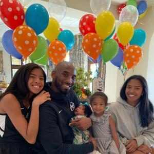 How Kobe Bryant Embodied the Joys of Being a Girl Dad