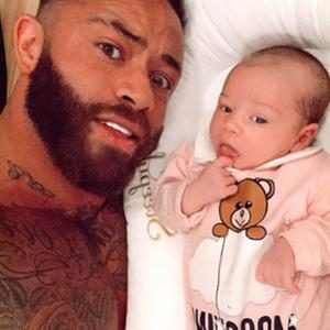 Ashley Cain Pens Gut-Wrenching Message to His Baby Girl Two Days After Her Death