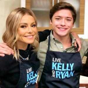 Kelly Ripa and Mark Consuelos' Son Joaquin Is All Grown Up in Adorable Prom Photo
