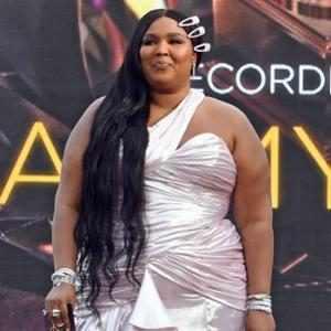 Lizzo, 2021 Grammy Awards, On Stage