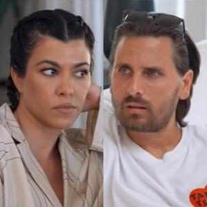 Kourtney Kardashian, Scott Disick, Keeping Up With The Kardashians