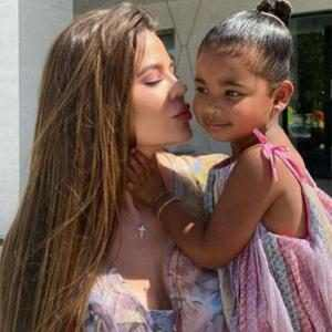 True Thompson and Dream Kardashian Are the Cutest Cousin BBFs in New Photos