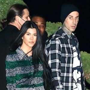 Kourtney Kardashian Shuts Down Claim Her Style Is Changing Amid Travis Barker Romance