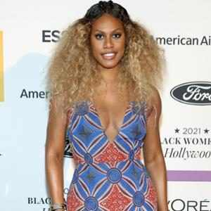 Laverne Cox, 2021 ESSENCE Black Women in Hollywood Awards