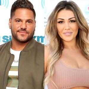 Ronnie Ortiz-Magro's Ex Jen Harley Picks Up Their Daughter Ariana After His Arrest
