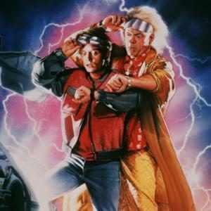 Michael J. Fox, Christopher Lloyd, Back to the Future