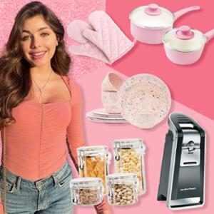 Hannah Ann Sluss Shares Her 17 Amazon Kitchen Essentials