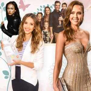 Jessica Alba's Honest Journey: Acting, an Unexpected Love Story and Finally Daring to Dream Extra Big
